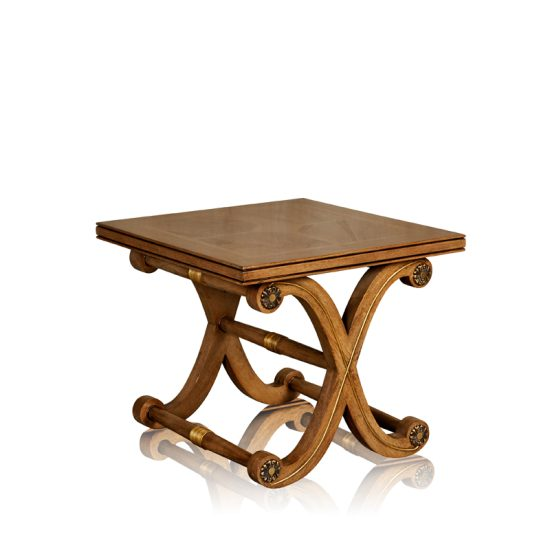 """Roman"" Lamp Table"