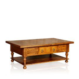 Coffee Table - Rectangle with Drawers