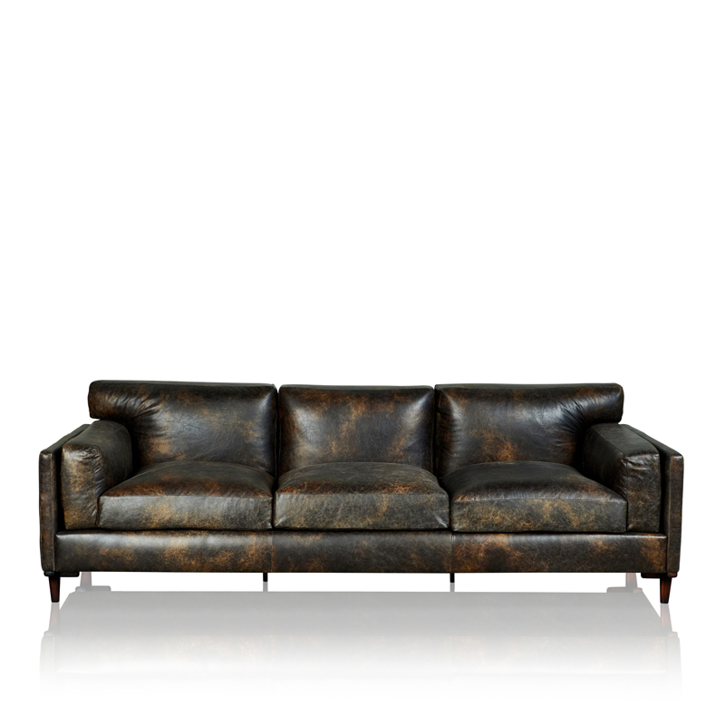 """London"" Sofa - Old Club Anthracite"