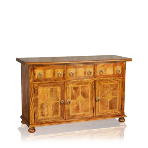 Sideboard - 3 Door & 3 Drawer