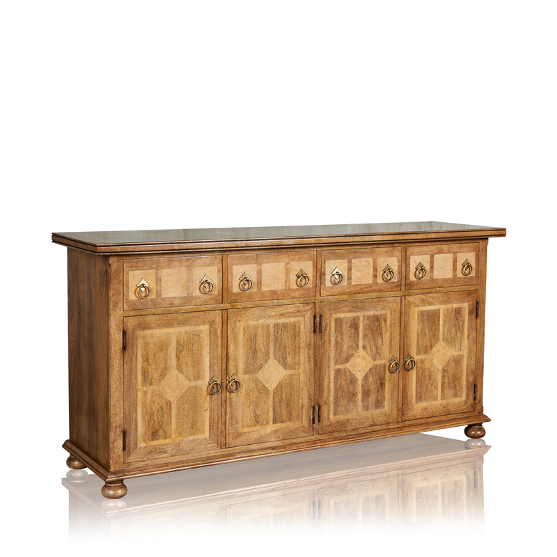 Sideboard - 4 Door & 4 Drawer