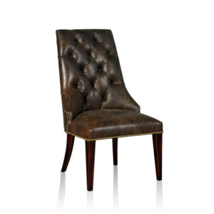 """New York"" Dining Chair - Old Club Anthracite"