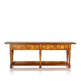Hall Table - 4 Drawer