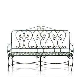 """Grand Chaise"" 3 Seater Bench"