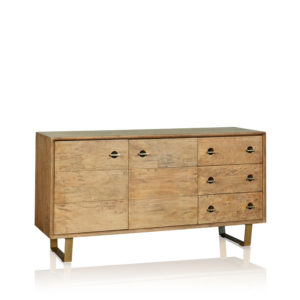 """Soho Collection"" Triple Sideboard"