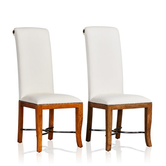 Fully Upholstered Side Chair