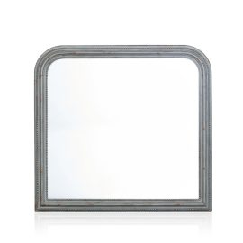 """Victorian Overmantle"" Mirror (1235L x 1160H)"