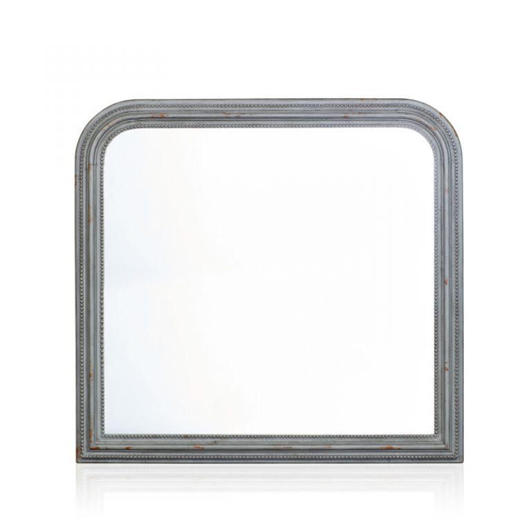"""Victorian Overmantle"" Mirror (1235L x 1160H)"
