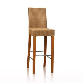 """Edward"" Bar Stool - Natural"
