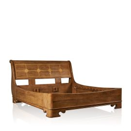 Sleigh Bed - Low End