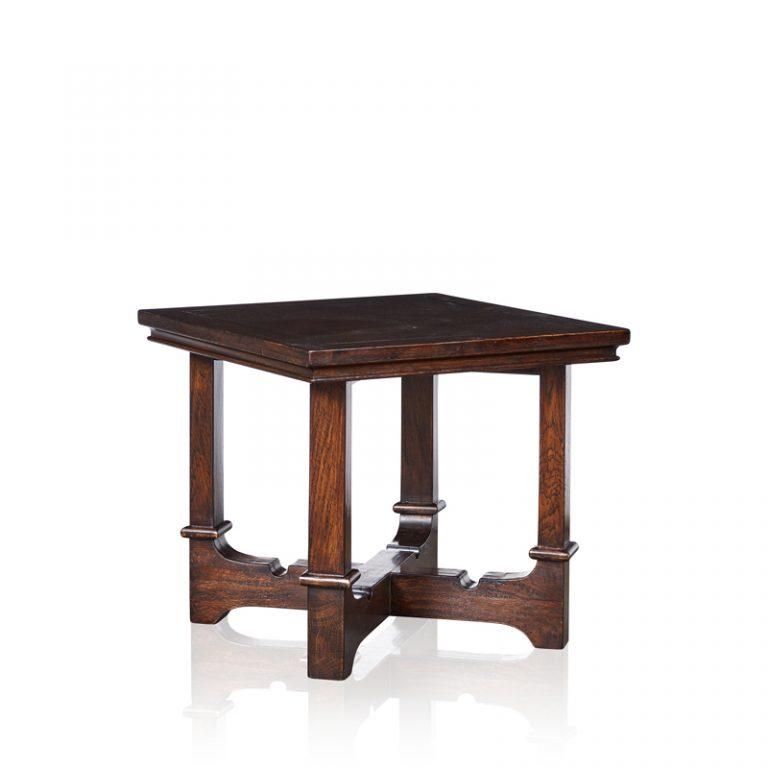 """Cordoba"" Lamp Table - English Oak"
