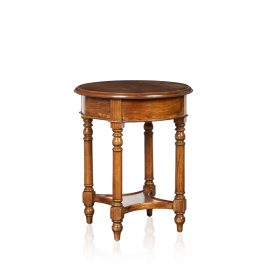"""Cordoba Sannibel"" Occasional Table - White Cedar"
