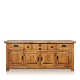 """Chester"" Sideboard - 4 Door & 6 Drawer"