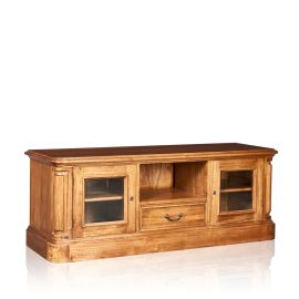"""Cordoba"" Entertainment Unit - White Cedar"