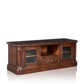 """Cordoba"" Entertainment Unit - English Oak"