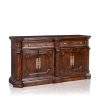 """Castillion"" Sideboard - English Oak"