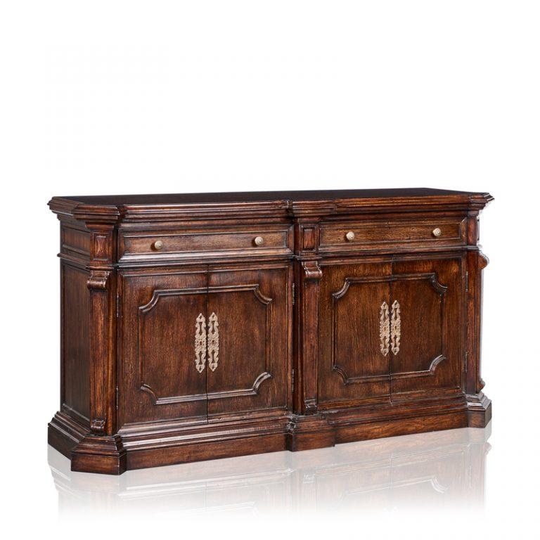 """Castillion"" Sideboard - English Oak"