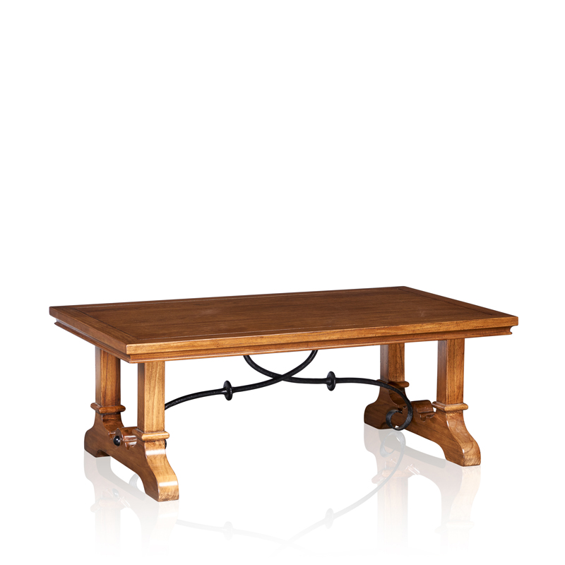 """Cordoba"" Coffee Table - White Cedar"