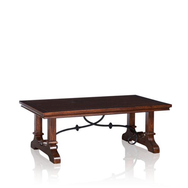 """Cordoba"" Coffee Table - English Oak"
