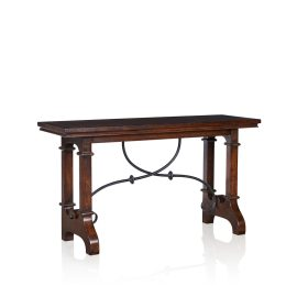 """Cordoba"" Console (Small) - English Oak"