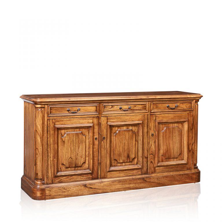 """""""Cordoba"""" Buffet - 3 Door & 3 Drawer - White Cedar"""
