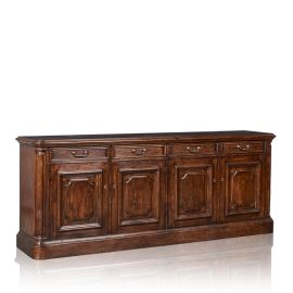 """Cordoba"" Buffet - 4 Door & 4 Drawer - English Oak"