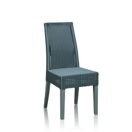 """Monique"" Side Chair - Silver - Synthetic Loom"
