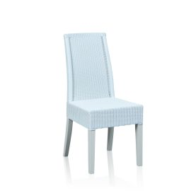 """Monique"" Side Chair - White - Synthetic Loom"