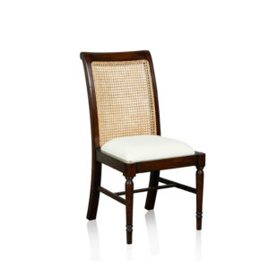 """Cordoba"" Side Chair - English Oak"