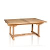 Extendable Dining Table - Natural